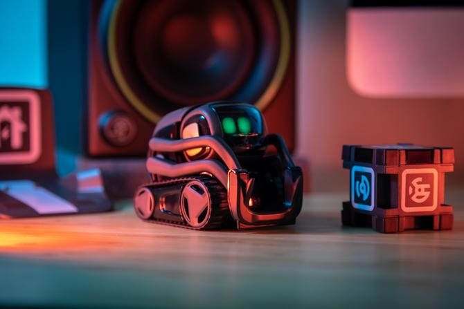 Robot vecteur Anki