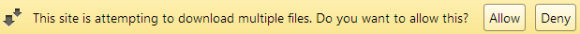 télécharger plusieurs fichiers