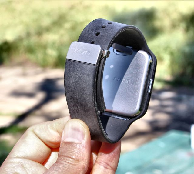 sony smartwatch 3 bandes