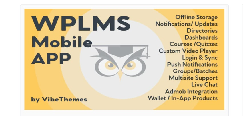 Application WPLMS