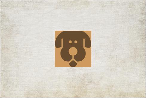 Le logo Dog Ipsum.