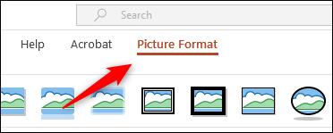 """Cliquez sur """"Format d"""