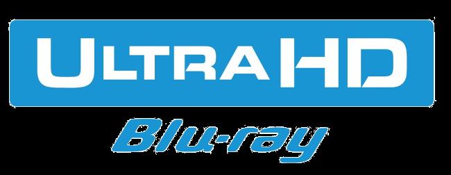 Le logo Blu-ray Ultra HD.