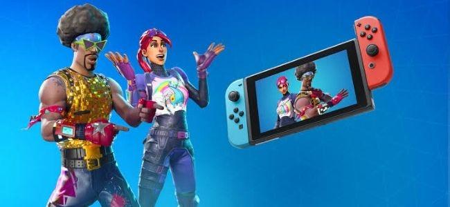 Fortnite pour Nintendo Switch