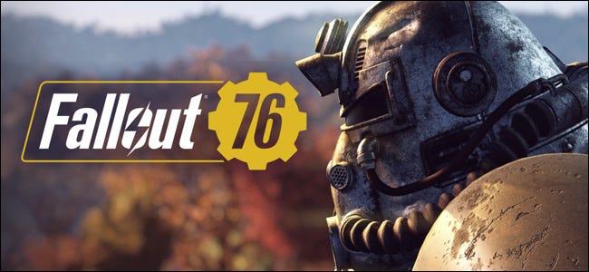 Fallout 76 Jeu en ligne massivement multijoueur