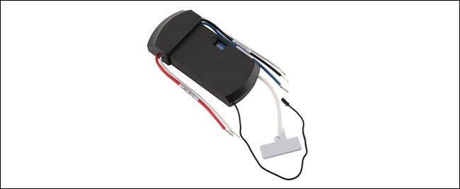 Un module de ventilation intelligent Z-wave.