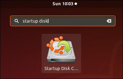 icône de créateur de disque de démarrage