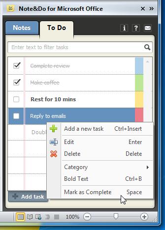 Nouveau document Microsoft Word - À faire