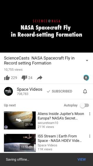 youtube-téléchargement-hors ligne