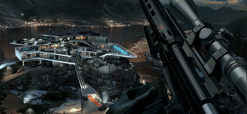 Jeux de tir Android Hitman Sniper
