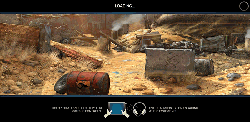 Jeux de tir Android Overkill 3