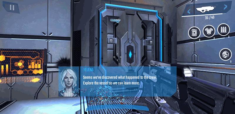 Jeux de tir Android Nova Legacy
