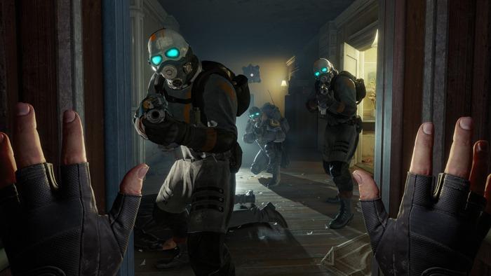 Oculus Quest Vs Rift S Half Life Alyx