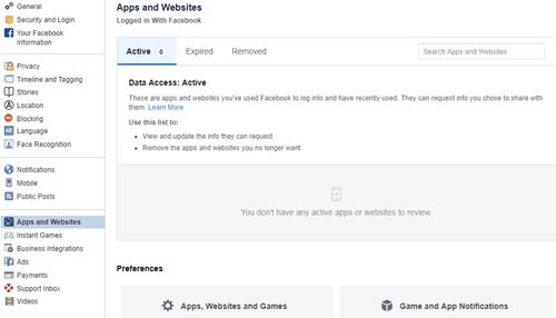 applications fb