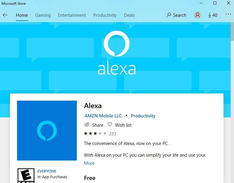 La nouvelle Microsoft Cortana est-elle toujours utile Alexa