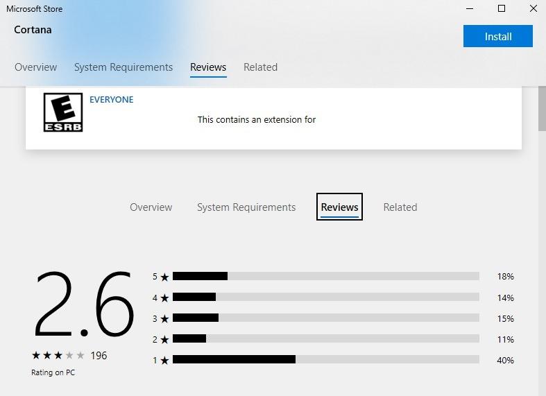 La nouvelle Microsoft Cortana est-elle toujours utile