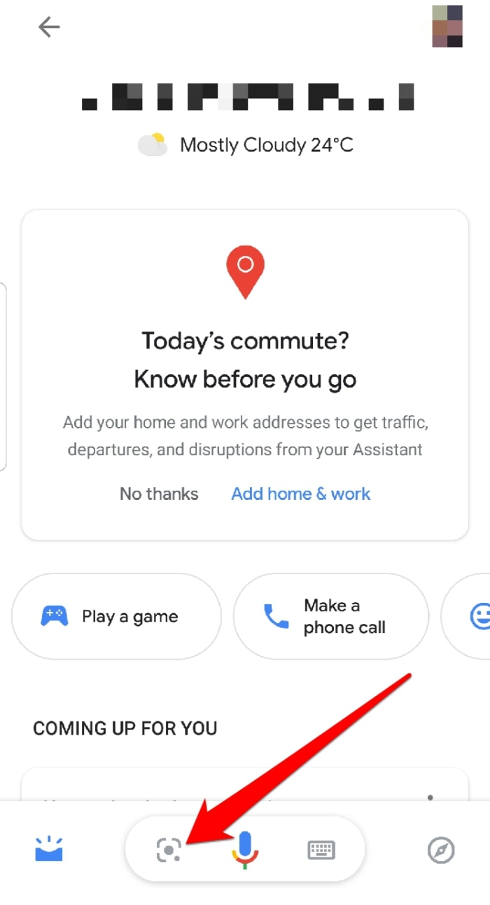 Lire le code Qr Android Google Lens Min