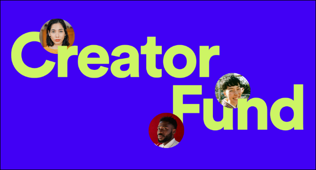 Fonds Spotify Greenroom Creator