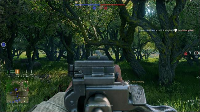 FPS en ligne enrôlé sur Xbox Series X