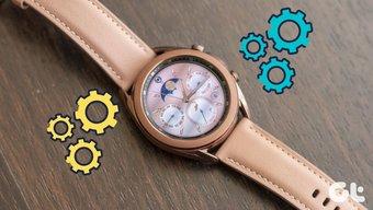 Meilleurs trucs et astuces pour Samsung Galaxy Watch 3 en 2020