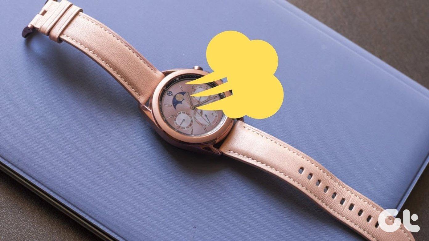 Meilleurs trucs et astuces pour Samsung Galaxy Watch 3 en 2020 3