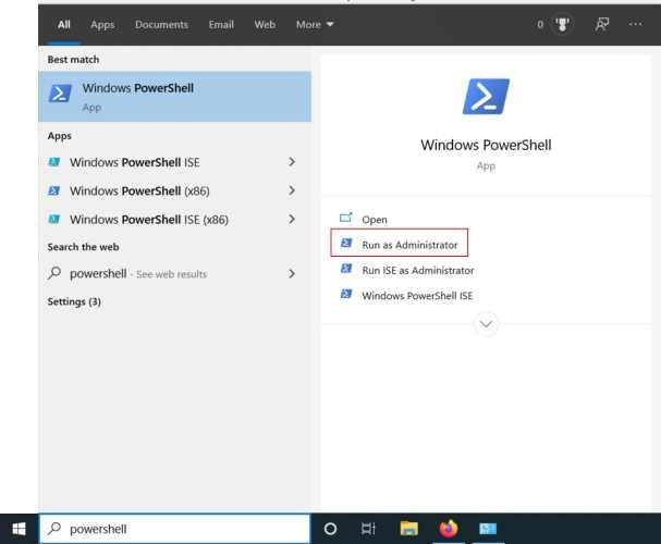 Supprimer Bloatware Windows Exécuter en tant qu'administrateur