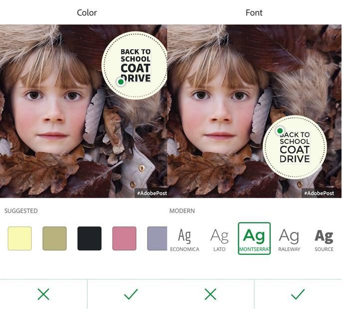Adobe Post -mte- 04 - Couleur et Fonet