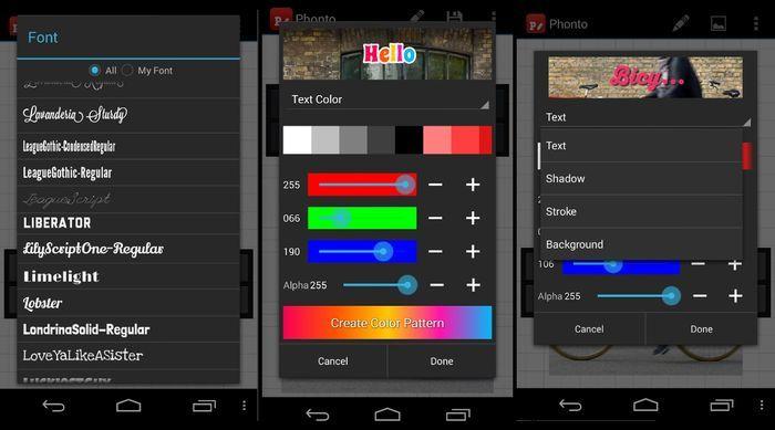 Typographie-apps-Phonto