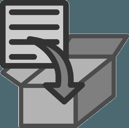 Fichiers Outlook Zip
