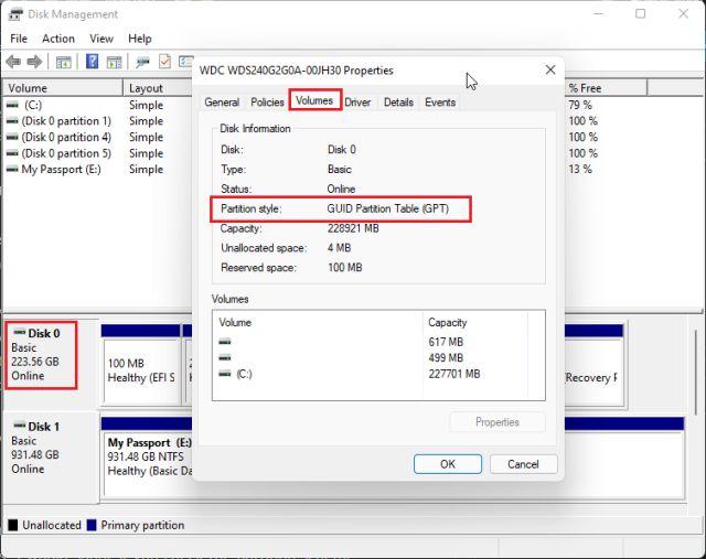 Installer Windows 11 à partir de l'USB