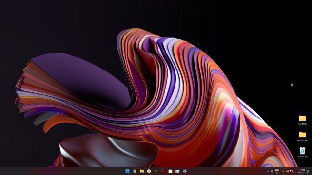 écran windows 11