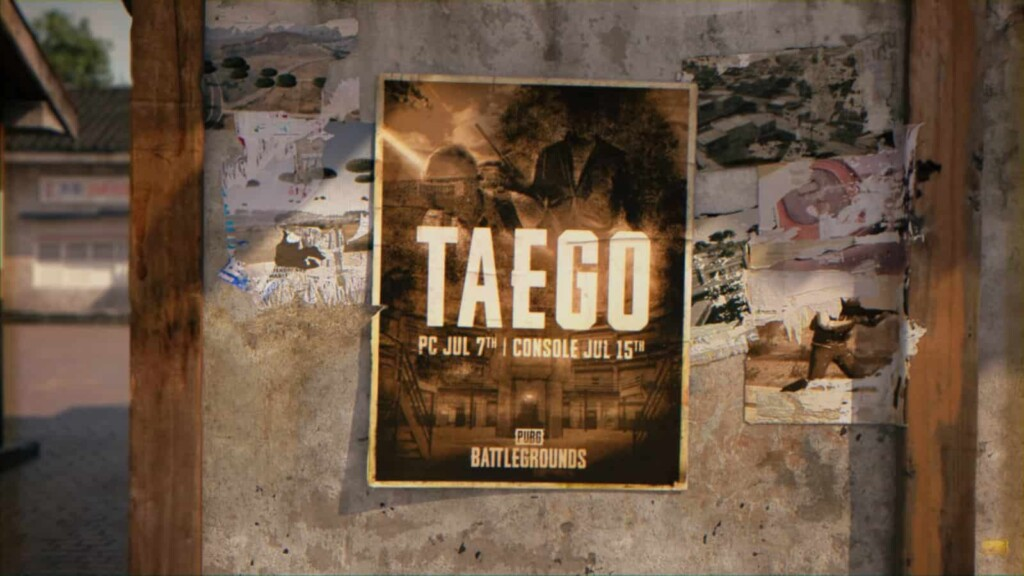 Événement PUBG Taego Hashtag : Comment participer, récompenses et plus