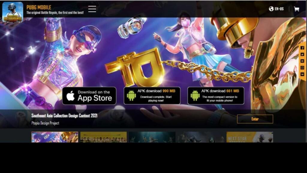 Télécharger PUBG Mobile 1.6 mise à jour APK