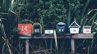 Utiliser une adresse e-mail personnalisée sur i Phone