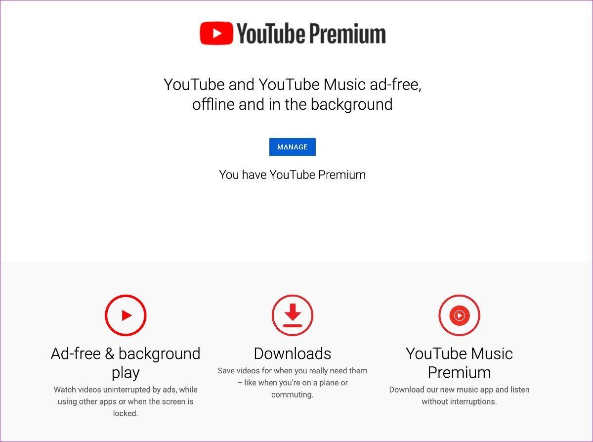 Prime Youtube