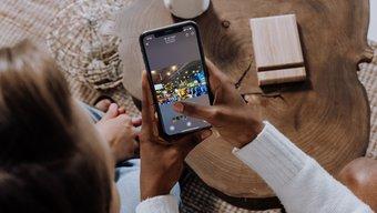 Créez des souvenirs sur i Phone