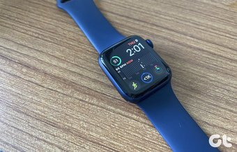 Comment afficher les étapes sur une Apple Watch Face 1