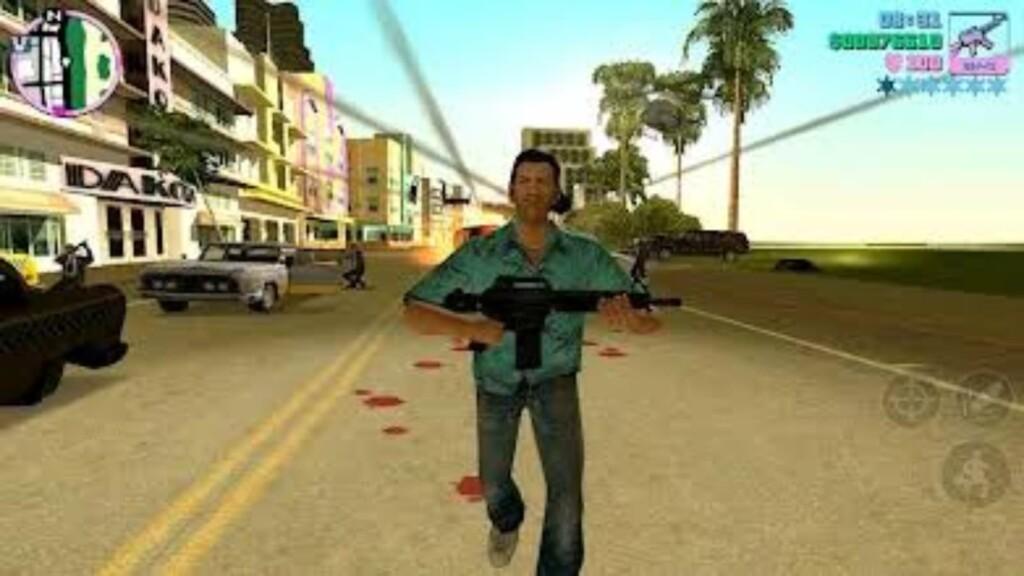La trilogie Grand Theft Auto remasterisée