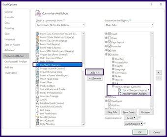 Suivre les modifications sur Microsoft Excel étape 13
