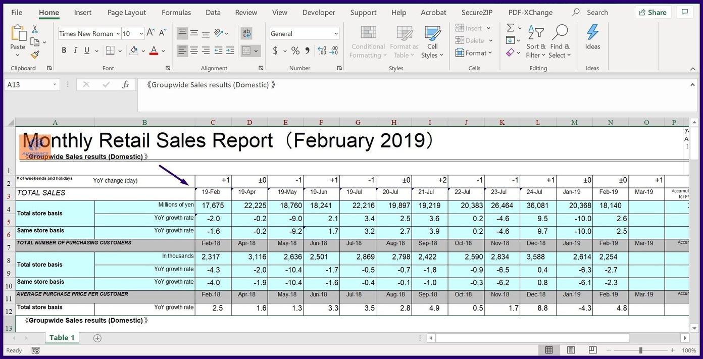 Suivre les modifications sur Microsoft Excel étape 22
