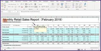 Suivre les modifications sur Microsoft Excel étape 23