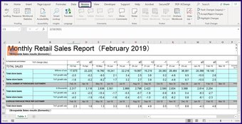 Suivre les modifications sur Microsoft Excel étape 24