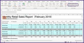 Suivre les modifications sur Microsoft Excel étape 25