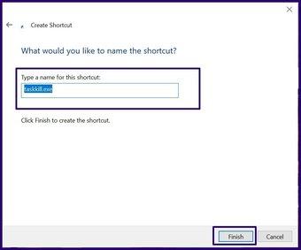 Fermez les applications gelées sur Windows 10 étape 12