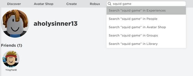 Voici comment vous pouvez jouer à des mini-jeux Squid Game dans Roblox sur iOS, Android et Desktop