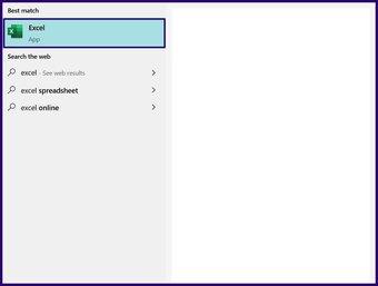 Insérer des en-têtes et des pieds de page dans Excel étape 1