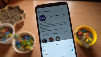 Rétablir le son sur instagram fr