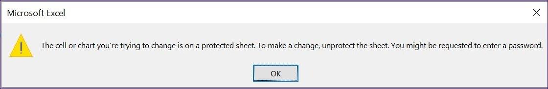Déprotéger la feuille de calcul Excel et le classeur étape 2