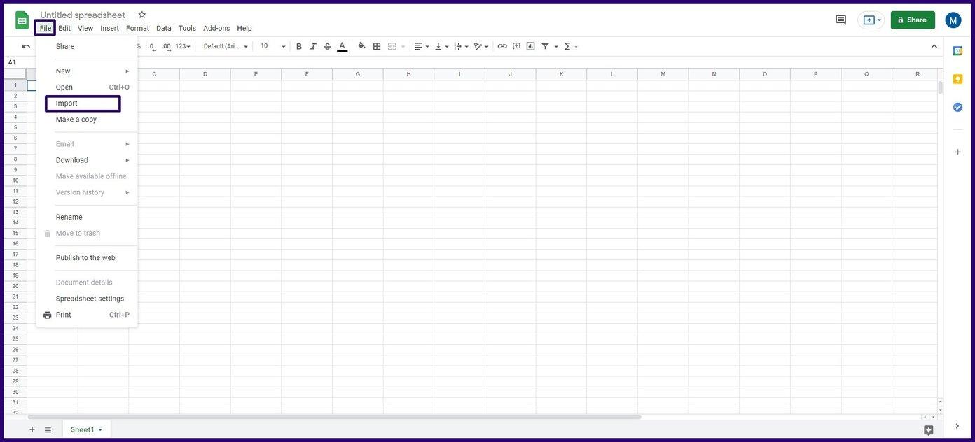 Déprotéger la feuille de calcul Excel et le classeur étape 9