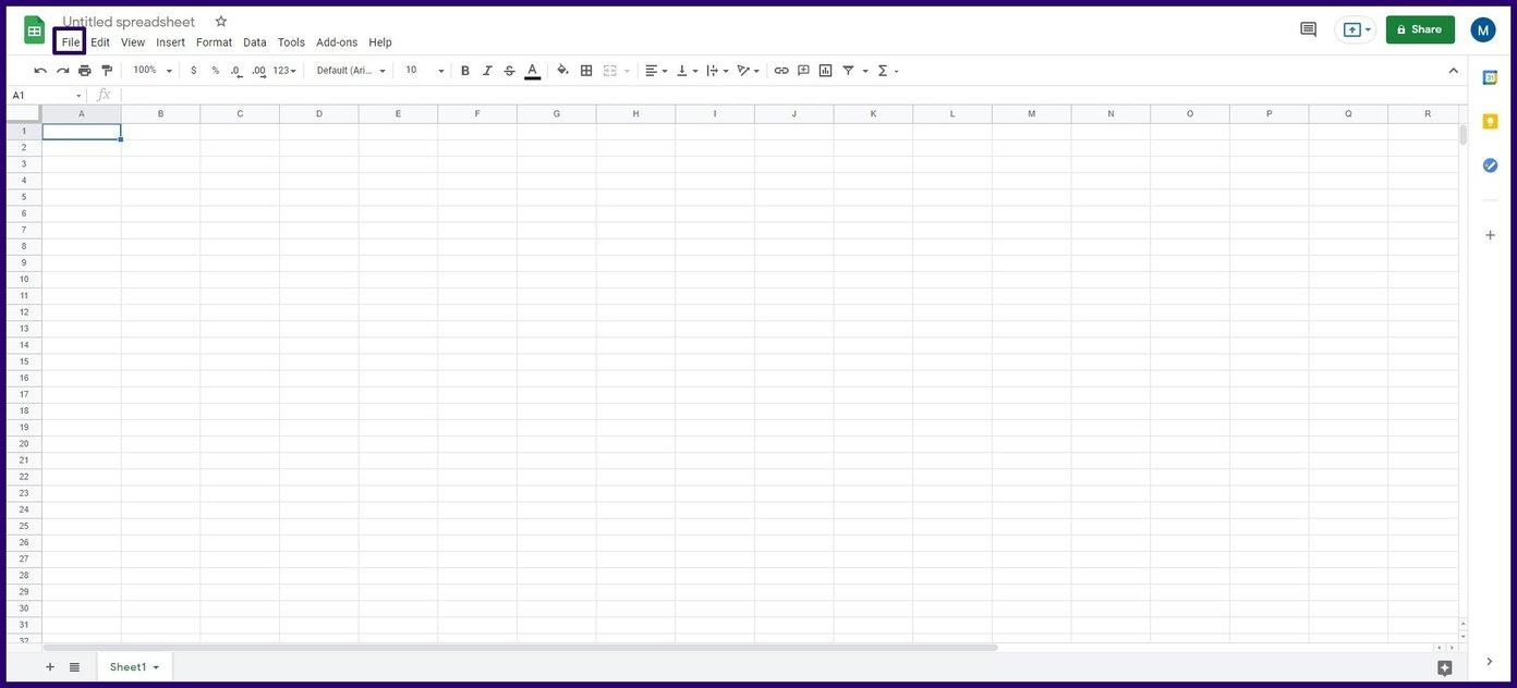 Déprotéger la feuille de calcul Excel et le classeur étape 8